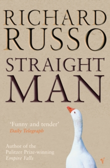 Straight Man, Paperback / softback Book