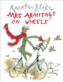 Mrs Armitage on Wheels, Paperback Book