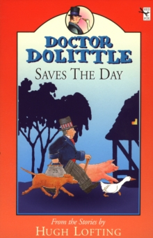 Dr Dolittle Saves The Day, Paperback / softback Book