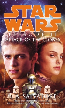 Star Wars: Episode II - Attack Of The Clones, Paperback Book