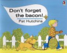 Don't Forget The Bacon, Paperback Book