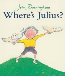 Where's Julius?, Paperback Book