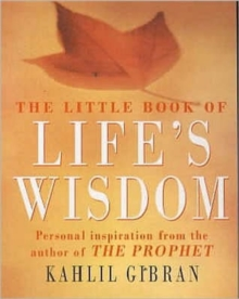 The Little Book of Life's Wisdom, Paperback Book