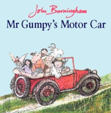 Mr Gumpy's Motor Car, Paperback / softback Book