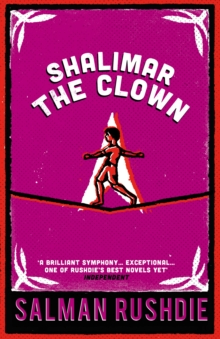Shalimar the Clown, Paperback Book