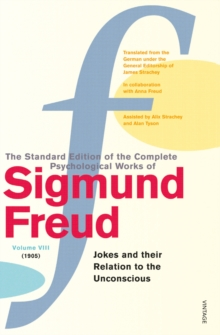 Complete Psychological Works Of Sigmund Freud, The Vol 8, Paperback / softback Book