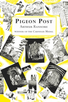 Pigeon Post, Paperback Book