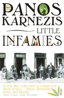 Little Infamies, Paperback / softback Book