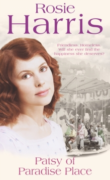 Patsy of Paradise Place, Paperback Book
