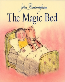 The Magic Bed, Paperback / softback Book