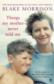 Things My Mother Never Told Me, Paperback Book