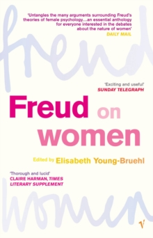 Freud on Women, Paperback / softback Book