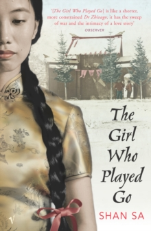 The Girl Who Played Go, Paperback Book