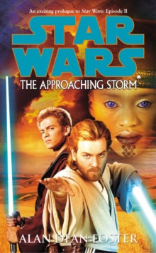 Star Wars: The Approaching Storm, Paperback / softback Book