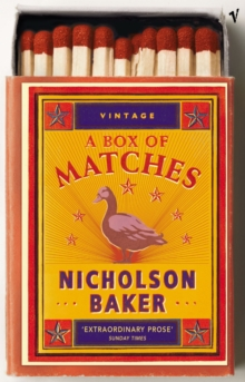 A Box of Matches, Paperback Book