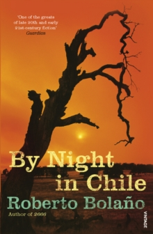 By Night in Chile, Paperback Book
