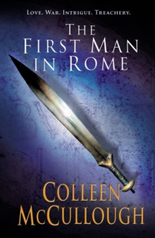 First Man in Rome, Paperback Book