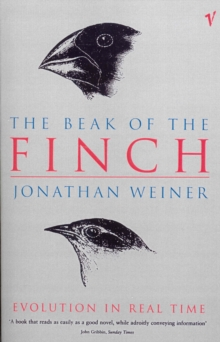 The Beak Of The Finch, Paperback / softback Book