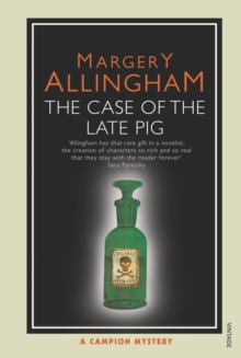 The Case Of The Late Pig, Paperback / softback Book