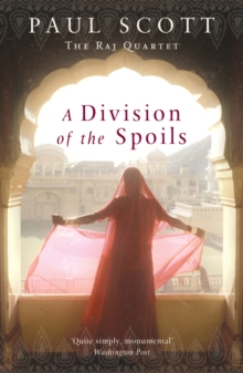 A Division of the Spoils, Paperback Book