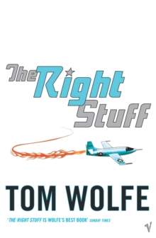 The Right Stuff, Paperback Book