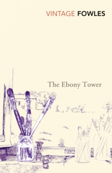 The Ebony Tower, Paperback Book