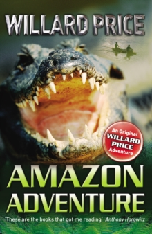 Amazon Adventure, Paperback Book