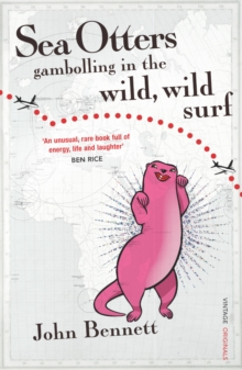 Sea Otters Gambolling In The Wild, Wild Surf, Paperback Book