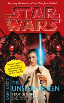 Star Wars: Dark Nest II: The Unseen Queen, Paperback Book