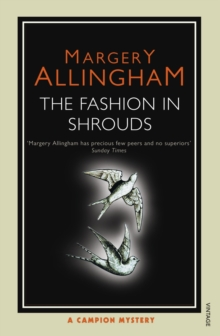 The Fashion in Shrouds, Paperback Book