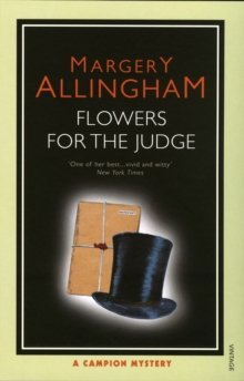 Flowers for the Judge, Paperback Book