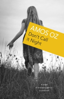 Don't Call it Night, Paperback Book