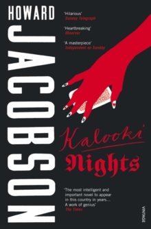 Kalooki Nights, Paperback Book