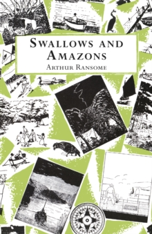Swallows And Amazons, Paperback Book