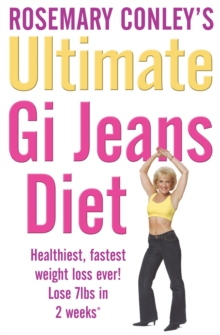 The Ultimate Gi Jeans Diet, Paperback / softback Book