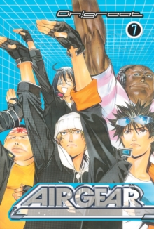 Air Gear volume 7, Paperback / softback Book