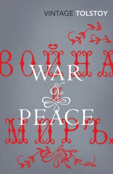 War and Peace, Paperback Book
