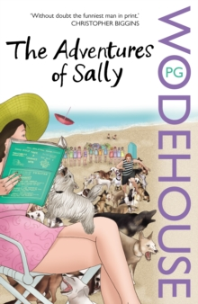 The Adventures of Sally, Paperback Book