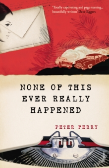 None of this Ever Really Happened, Paperback Book