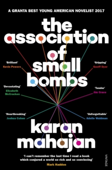 The Association of Small Bombs, Paperback Book