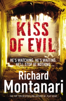 Kiss of Evil, Paperback Book