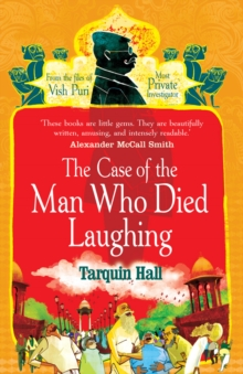 The Case of the Man who Died Laughing, Paperback Book