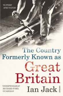 The Country Formerly Known as Great Britain, Paperback / softback Book