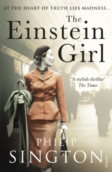 The Einstein Girl, Paperback Book