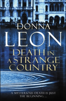 Death in a Strange Country : (Brunetti 2), Paperback Book