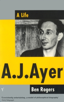 A. J. Ayer, Paperback Book