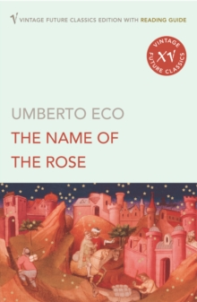 The Name Of The Rose, Paperback / softback Book