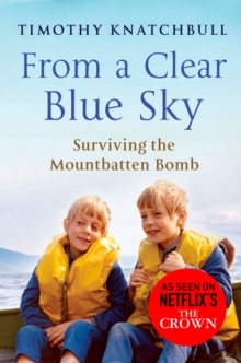 From a Clear Blue Sky, Paperback Book
