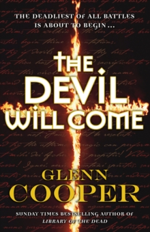The Devil Will Come, Paperback Book