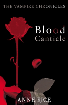 Blood Canticle, Paperback Book
